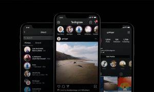 ¿Cómo activar el modo oscuro en Instagram?