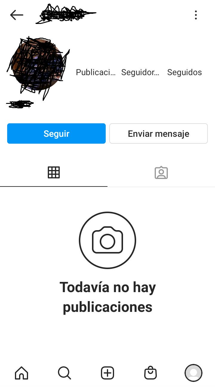 Cómo saber si te han bloqueado en Instagram